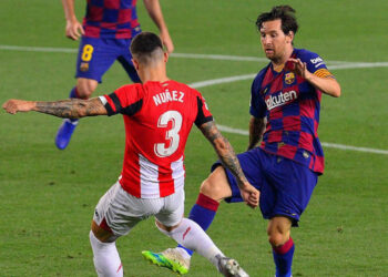 Le Fc Barcelone a battu l'Athletic Bilbao
