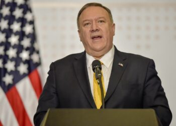 Pompeo Mike