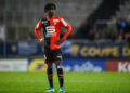 Eduardo CAMAVINGA of Rennes during the French League Cup soccer match between Amiens and Rennes at Stade Crédit Agricole la Licorne on December 17, 2019 in Amiens, France. (Photo by Baptiste Fernandez/Icon Sport) - Eduardo CAMAVINGA - Stade de la Licorne - Amiens (France)