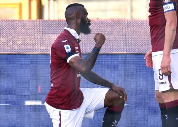 during the Serie A match between Torino FC and  Parma Calcio at Stadio Olimpico di Torino on February 23, 2020 in Turin, Italy.