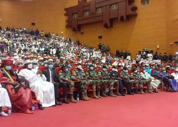 Concertation Nationale au Mali