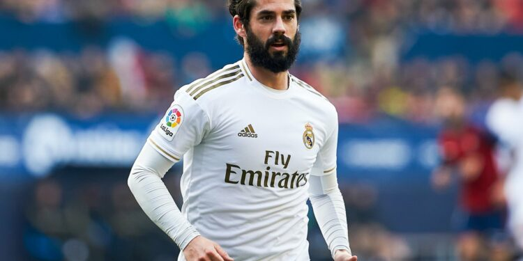 Real Madrid: Isco