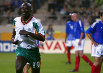 Pape Bouba Diop, ancien international sénégalais