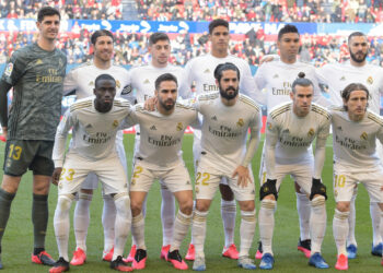 LDC: les raisons de croire en la qualification du Real Madrid au second tour
