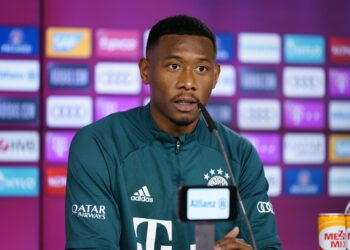Officiel: David Alaba quitte le Bayern Munich cet été