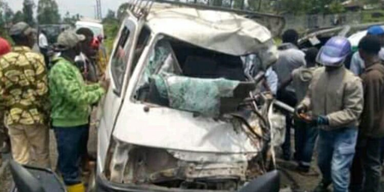 Un accident en RDC fait plus d'une vingtaine de morts